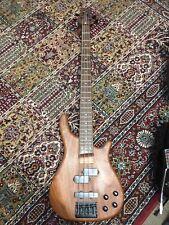 Vintage V940 Bubinga Bass Guitar