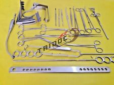 Tonsillectomy Set of 27 pcs Surgical Instruments Best Quality Stainless Steel A+
