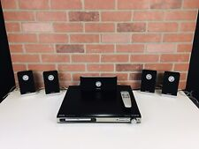 Philips HTS3400 DVD 5.1 Ch Home Theater System Receiver With Remote & Speakers
