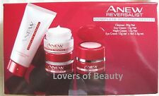 AVON Anew Reversalist Complete Renewal Regimen System/ Travel Kit/ Trial Set New