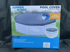 Summer Waves Pool Cover For 8-10ft Inflatable & Frame Pools