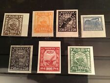 Russia collection lot of 7 MNH Classic stamps