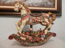Large Christmas Rocking Horse,Made in China