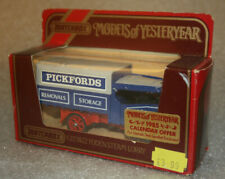 Matchbox Models Of Yesteryear Y-27 1922 Foden Steam Lorry PICKFORDS