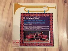 "Harry Mortimer Conducts The Famous Morris Concert Band - 12"" Vinyl LP"
