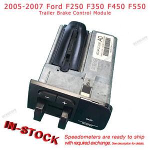 Rebuilt Ford Trailer Brake Gain Control Module F250 F350 F450 F550, 05 06 07