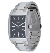 HUGO BOSS Armbanduhren mit Edelstahl-Armband für Herren