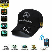 32GB 1080P HD DVR Spy Baseball Cap TRUCKER Hat Remote control DV Camera Recorder