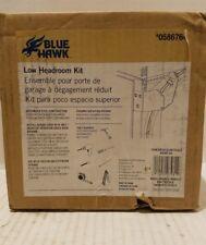 Blue Hawk Low Headroom Kit--Garage Door Track--# 0586764