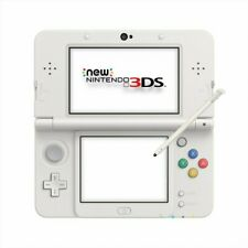 Nintendo 3DS - White System Model 4902370522150 Video Game Consoles