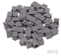500 x LEGO® Brick // Steine 1x1 in Neu Dunkel Grau // dark bl 3005 gray NEU