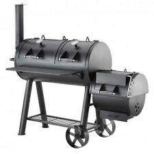 HARK Pro-pit Texas Offset Smoker & BBQ Grill HK0527
