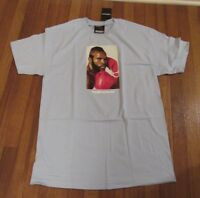 The Hundreds x Rocky Clubber Tee T-Shirt Size Large Powder Blue Brand New NWT