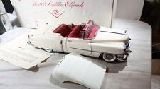 Danbury Mint BOXED 1953 Cadillac Eldorado 1:16