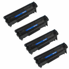 4PK Q2612A Toner for HP 12A LaserJet 1010 1020 1018 1022 3020 3015 3030 3050