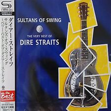 DIRE STRAITS - Sultans Of Swing - The Very Best Of Dire Straits - Japan SHM CD