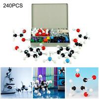 240PCS Molecular Model Organic, Inorganic Chemistry Set for Building Molecules