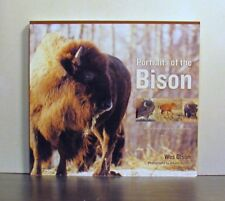 Portraits of the Bison Society, Illustrated Guide, Buffalo,  Canada