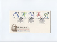 1991 Dinosaurs Dinosaur Museum Dorchester Royal Mail First Day Cover