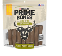Purina Prime Bones Chew Stick with Wild Venison (16 chews)