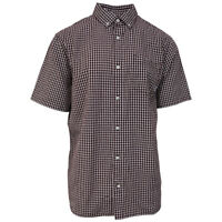 Vans Off The Wall Men's Port Royale Electred-K S/S Woven Shirt (Retail $44)