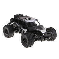 1:18 2.4G RC Electric Car Model Toy 4CH with Remote Controller RTR Kit Black