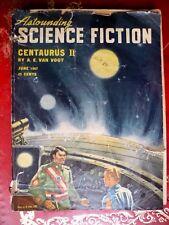 Astounding Science-Fiction  June 1947   A E van Vogt  W Tenn  Padgett serial 2/3