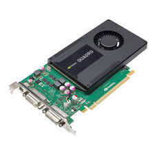 PNY nVidia Quadro K2000D 2GB GDDR5 PCI-E Workstation Video Card VCQK2000D-PB