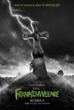 Frankenweenie Mini Movie Poster 11inx17in (28cm x43cm)
