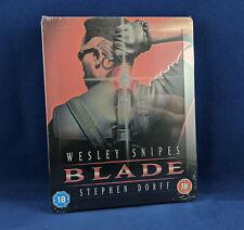 BLADE Steelbook Bluray Limited Edition Wesley Snipes Vampire Marvel Dorff DC NEW