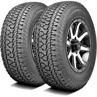 2 Kumho Road Venture AT51 245/70R16 111T XL A/T All Terrain Tires