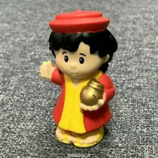 Fisher-Price Little People Christmas Wise Man Red Nativity story Figure doll toy