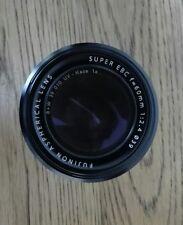 Fujifilm Fujinon XF 60mm f/2.4 Macro Lens