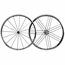 Campagnolo Shamal Ultra C17 2-Way Fit Wheel 700C Tubeless Ready QR OLD: F: 100 R