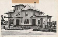 Residence of R L Miller in Emaus Emmaus PA OLD