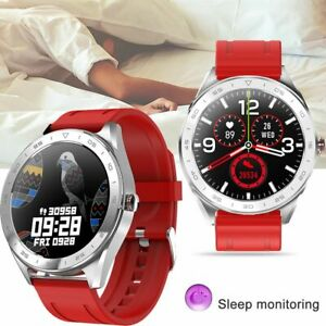 Water Resistant Bluetooth Smart Watch SMS Call Reminder for Samsung iPhone LG