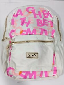 Benefit Cosmetics Makeup Limited Edition 2019 Backpack New
