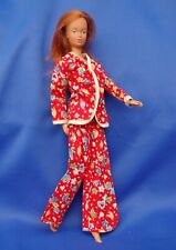 Super Linna Mattel Kelley Barbie  clone doll 1973 Tomfu Nekmar red hair Dutch