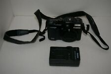 Canon PowerShot G10 14.7MP Digital Camera Black TESTED!