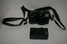 Canon PowerShot G10 14.7MP Digital Camera Black TESTED!