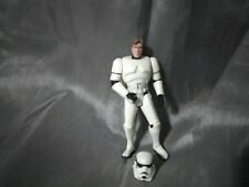 Star Wars 1995 Han Solo As Stormtrooper Figure (With Removable Helmet)