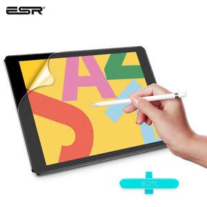 ESR 2 Stück Display Schutzfolie Für iPad 8th Gen 2020, Schreiben Matte PET Folie