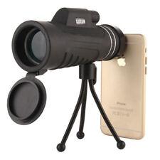 HD Monocular 40X60 BAK4 FMC 1500m/9500m Waterproof Binoculars With Phone Adapter