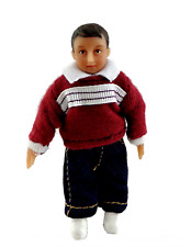 Dolls House Merry Meeting Modern Little Boy Andy Miniature 1:12 Scale People