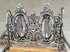 Vintage Fabulous Metal Bench Display For Dolls, Toys, Anything $100