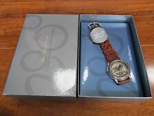 2000 WALT DISNEY WORLD CELEBRATE THE FUTURE HAND IN HAND WATCH New in Box