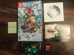 Wonderboy III: The Dragon's Trap - Nintendo Switch - Used