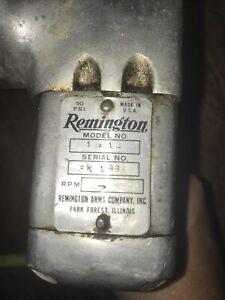 Remington Model 1 P 12 Pneumatic Air Powered Chainsaw