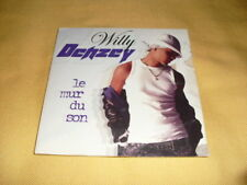 Willy Denzey ‎– Le Mur Du Son CD Single