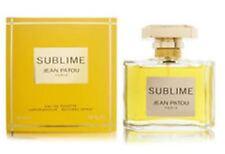 SUBLIME by JEAN PATOU Eau de Toilette Spray for Women ~ 1.7 oz / 50 ml
